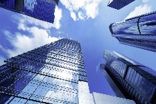 Bild: AP XXL2 - Skyscraper Blue - SK Folie (3 x 2.5 m)