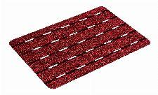 Bild: Schmutzfangmatte Perfo Rips (Rot; 40 x 60 cm)
