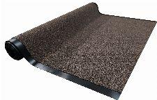 Bild: Sauberlaufmatte nach Maß Granat (Braun; 90 cm)