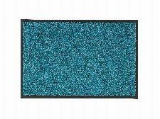 Bild: Sauberlaufmatte Diamant (Türkis; 40 x 60 cm)