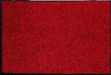 Bild: Sauberlaufmatte Diamant (Rot; 60 x 80 cm)