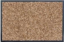Bild: Sauberlaufmatte Diamant (Sand; 80 x 120 cm)