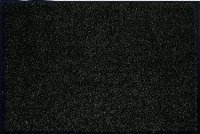 Bild: Sauberlaufmatte Diamant (Schwarz; 80 x 120 cm)