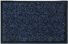 Bild: Sauberlaufmatte Graphit (Blau; 90 x 150 cm)