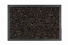 Bild: Sauberlaufmatte nach Maß Graphit (Braun; 200 cm)