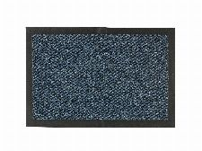 Bild: Sauberlaufmatte Achat (Blau; 60 x 80 cm)