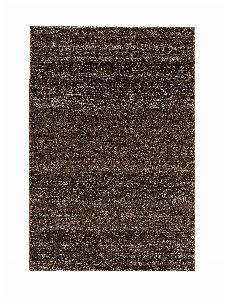 Bild: Astra Kurzflorteppich Carpi - meliert - (Dunkelbraun; 160 x 230 cm)
