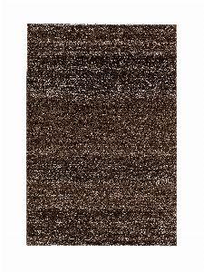 Bild: Astra Kurzflorteppich Carpi - meliert - (Dunkelbraun; 80 x 150 cm)