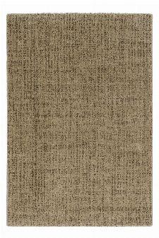 Bild: Astra Hochflor Teppich Ravello - Streifen (Beige; 130 x 67 cm)