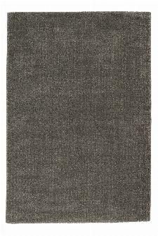 Bild: Astra Hochflor Teppich Ravello - Streifen (Grau; 130 x 67 cm)