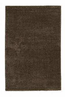 Bild: Astra Hochflor Teppich Ravello - Meliert (Braun; 150 x 80 cm)