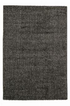 Bild: Astra Hochflor Teppich Ravello - Streifen (Anthrazit; 190 x 133 cm)