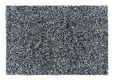 Bild: Astra Hochflor Teppich Savona (Silber; 130 x 67 cm)