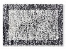 Bild: Astra Hochflor Teppich Savona - Bordüre (Silber; 130 x 67 cm)