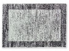 Bild: Astra Hochflor Teppich Savona - Bordüre (Hellblau; 130 x 67 cm)