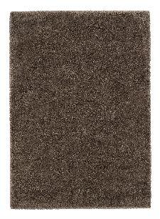 Bild: Astra Hochflor Teppich Rivoli - Uni (Braun; 290 x 200 cm)