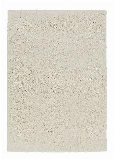 Bild: Astra Hochflor Teppich Rivoli - Uni (Weiß; 130 x 67 cm)