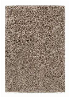 Bild: Astra Hochflor Teppich Rivoli - Uni (Beige; 130 x 67 cm)