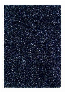 Bild: Astra Hochflor Teppich Rivoli - Uni (Ocean; 230 x 160 cm)