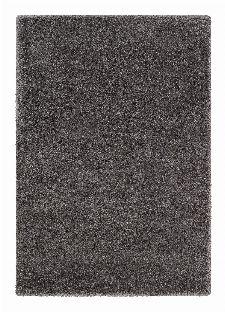 Bild: Astra Hochflor Teppich Rivoli - Uni (Grau; 150 x 80 cm)