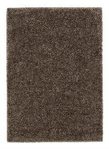 Bild: Astra Hochflor Teppich Rivoli - Uni (Braun; 190 x 133 cm)