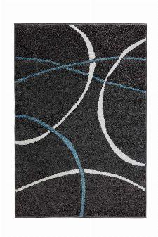 Bild: Teppich Milano (Des. 110) (Grau; 120 x 170 cm)