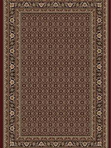 Bild: Bordürenteppich Marrakesh - Orient Optik - (Rot)