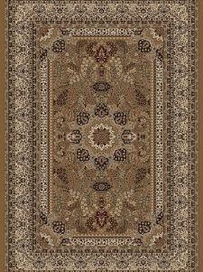 Bild: Bordürenteppich Marrakesh - Opulence - (Beige)