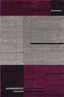 Bild: Teppich Florenz (Des. 320) (Lila)