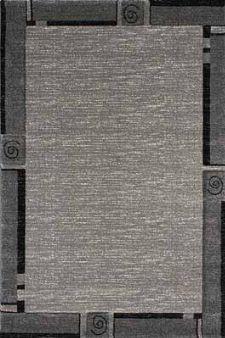Bild: Bordürenteppich Florenz - (Grau)