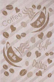 Bild: Küchenteppich Coffee (Braun)
