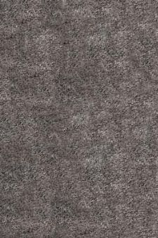 Bild: Hochflorteppich Venedig - (Grau)