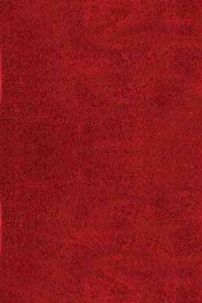 Bild: Hochflorteppich Venedig - (Rot)