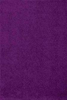 Bild: Hochflor Teppich Shaggy (Purple)