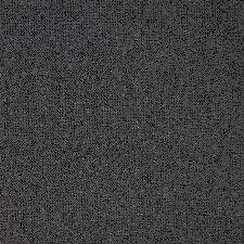 Bild: Melierte Teppichfliese Largo (Anthrazit)