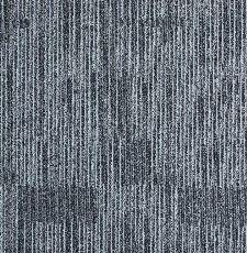 Bild: Schlingen Teppichfliese Zenit (Grau)