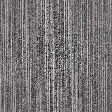 Bild: Schlingen Teppichfliese Lineations (Grau)