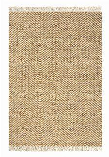 Bild: Brink&Campman Flachgewebe Teppich Atelier Twill (Ocker; 200 x 280 cm)