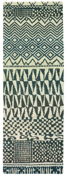 Bild: Ethno Teppich Yara Marrakesh 133205 (Creme; wishsize)