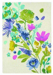 Bild: Teppich Tetbury (Bunt; 200 x 280 cm)