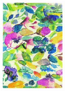 Bild: Teppich Mode (Bunt; 200 x 280 cm)
