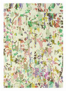 Bild: Designer Schurwollteppich Daydream 196401 (Creme; wishsize)