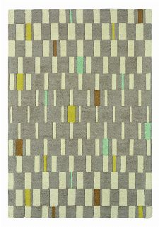 Bild: Scion Schurwollteppich Blok (Dandelion; 200 x 280 cm)