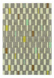 Bild: Scion Schurwollteppich Blok (Dandelion; 250 x 350 cm)