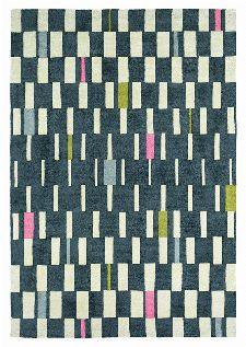 Bild: Scion Schurwollteppich Blok (Flamingo; 250 x 350 cm)