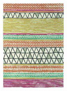 Bild: Teppich Raita (Orange; wishsize)