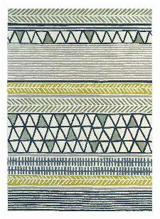Bild: Teppich Raita (Taupe; 250 x 350 cm)