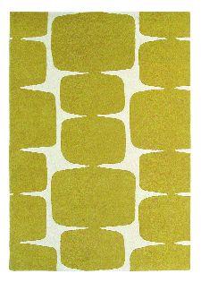 Bild: Teppich Lohko (Ocker; 200 x 280 cm)