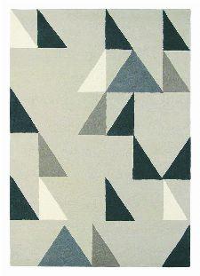 Bild: Teppich Modul (Hellgrau; 170 x 240 cm)