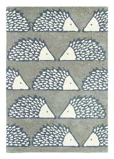 Bild: Teppich Spike (Grau; 120 x 180 cm)